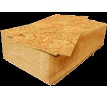 Плита ОСП-3 12х2800х1250 (72) Kronospan
